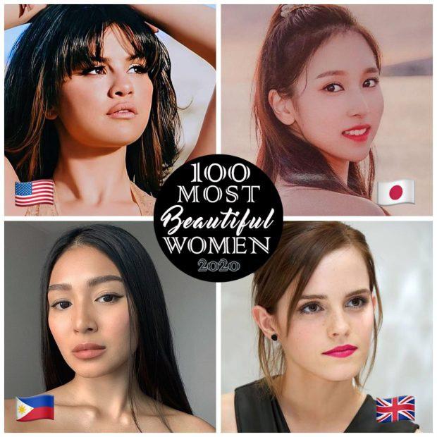 100 mỹ nhân đẹp nhất thế giới: Son Ye Jin vượt mặt Lisa, Selena Gomez, Hoàng Thuỳ đại diện Việt Nam lọt top - Ảnh 6.