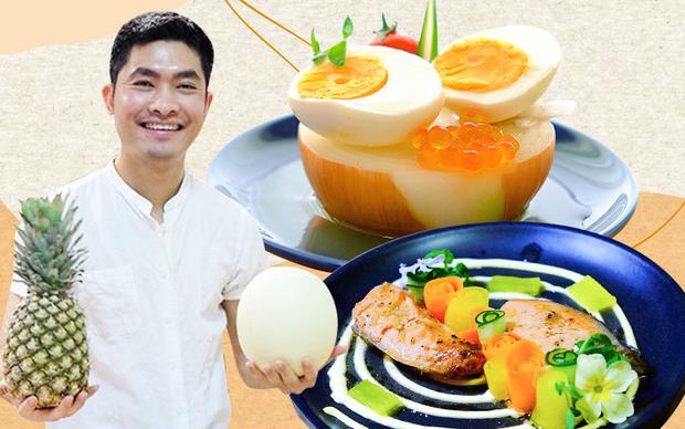 Chàng trai Việt ở Nhật gây sốt vì có tài biến món ăn đơn giản thành chất lượng kiểu nhà hàng Âu, hóa ra lại là người quen từng lấy nước mắt bao người về câu chuyện bố mẹ đã mất - Ảnh 1.