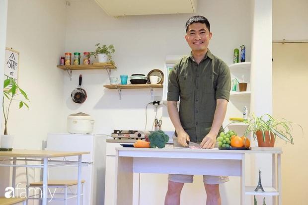 Chàng trai Việt ở Nhật gây sốt vì có tài biến món ăn đơn giản thành chất lượng kiểu nhà hàng Âu, hóa ra lại là người quen từng lấy nước mắt bao người về câu chuyện bố mẹ đã mất - Ảnh 2.