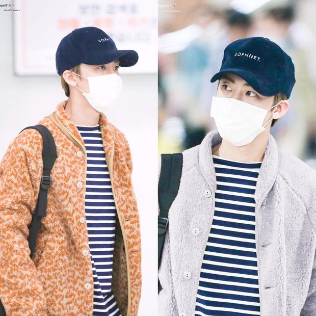 Phát mệt vì stylist làm việc chán đời, fan NCT tự tay sửa luôn quần áo, tóc tai cho idol, đảm bảo các giai luôn đẹp tới từng centimet - Ảnh 5.