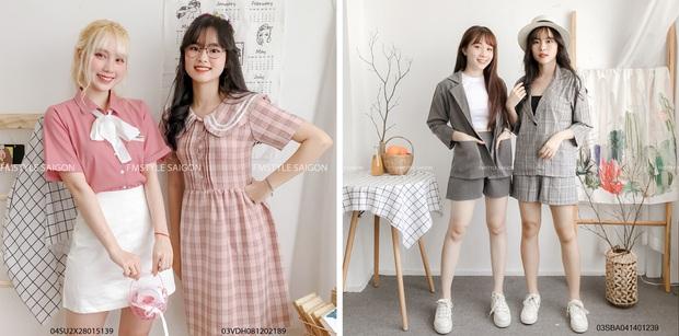 Nâng cấp tủ quần áo với brand đồ xinh giá siêu hạt dẻ - Ảnh 3.