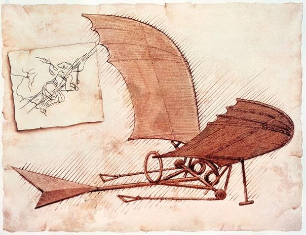 Những phát minh thể hiện trí tuệ siêu phàm của Leonardo da Vinci - Ảnh 6.