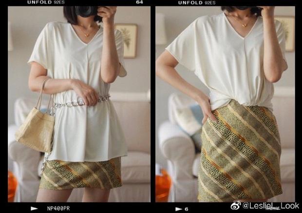 Thử 8 dáng áo phông cơ bản của Uniqlo, cô nàng này còn khuyến mại thêm vài cách mặc chanh sả hay ho - Ảnh 7.