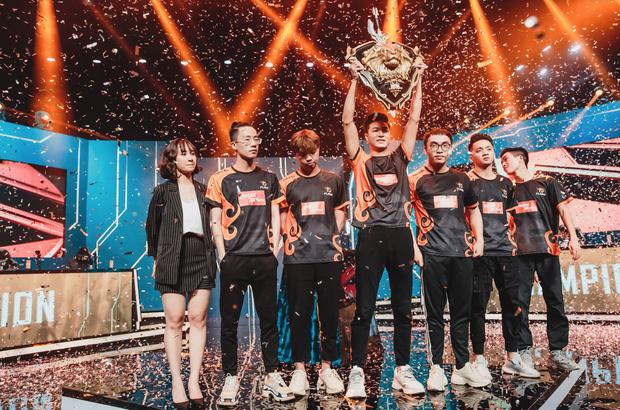 Chung kết Đấu trường Danh vọng mùa Xuân 2020: Team Flash thắng dễ, rinh giải 800 triệu đồng, tạo nên nhiều kỷ lục mới! - Ảnh 3.