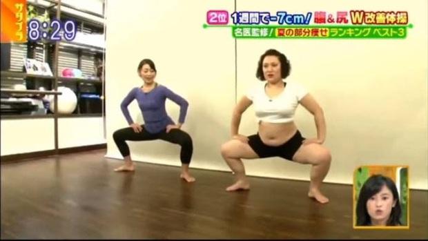 Lại có thêm 2 bài tập từ đài TBS Nhật Bản giúp bạn có thể giảm tới 7cm vòng eo chỉ trong 1 tuần - Ảnh 9.