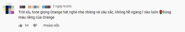 Bất ngờ phản ứng dành cho Orange khi cover hit mới của Hoà Minzy: được khán giả đánh giá đã vượt qua được cái bóng của Mr. Siro? - Ảnh 4.