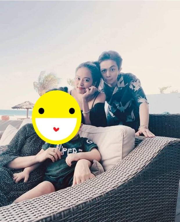 Gil Lê và Hoàng Thùy Linh vai kề vai cực tình tứ trong ảnh chụp gia đình, thân thiết như thế này bao giờ mới chịu công khai? - Ảnh 2.