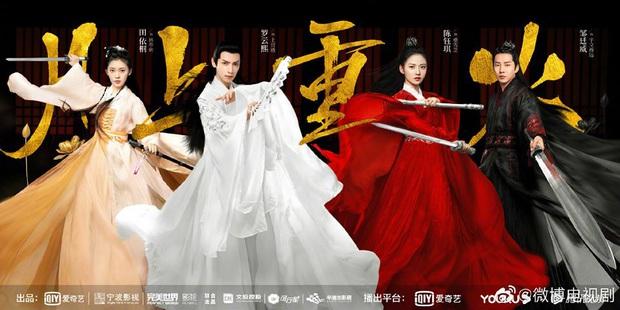 Nguyệt Thượng Trọng Hỏa xác nhận ngày lên sóng, fan kêu gào đòi công bằng cho loạt phim đắp chiếu của Dạ Thần La Vân Hi - Ảnh 15.