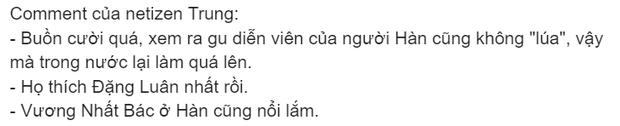 Netizen Hàn chọn ra nhân vật yêu thích nhất trong phim Trung: Đặng Luân, Vương Nhất Bác liên tục được gọi tên - Ảnh 7.