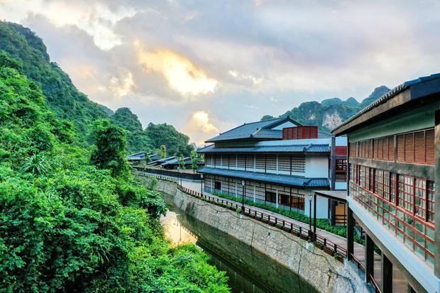 Khu suối khoáng Onsen độc nhất vô nhị ở Việt Nam: đẹp và xịn như Nhật Bản, vừa mở đã kín lịch hết tháng - Ảnh 1.