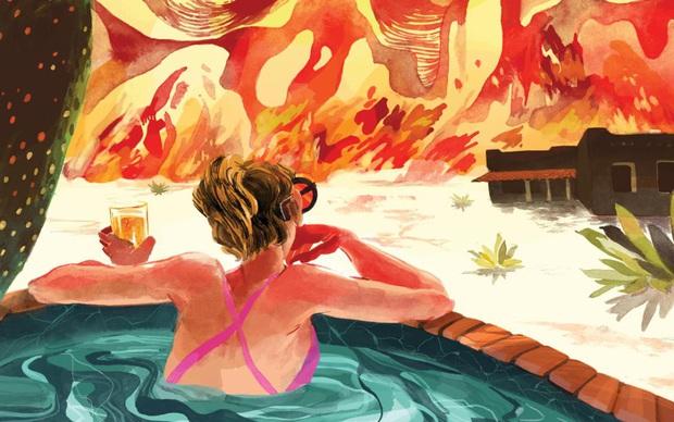 Cảnh báo đáng sợ: Con người đang chết dần vì biến đổi khí hậu, với những con số nằm ngoài sức tưởng tượng từ trước tới nay của khoa học - Ảnh 2.