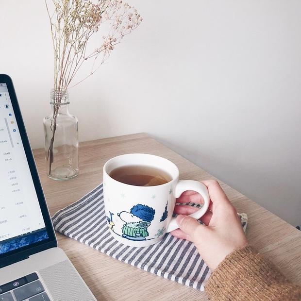Nữ nhân viên văn phòng chia sẻ 4 tips hay ho giúp cô giảm được tới 7kg khi ngồi làm việc tại công ty - Ảnh 3.