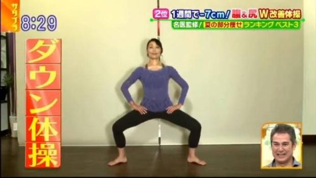 Lại có thêm 2 bài tập từ đài TBS Nhật Bản giúp bạn có thể giảm tới 7cm vòng eo chỉ trong 1 tuần - Ảnh 6.