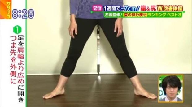 Lại có thêm 2 bài tập từ đài TBS Nhật Bản giúp bạn có thể giảm tới 7cm vòng eo chỉ trong 1 tuần - Ảnh 7.