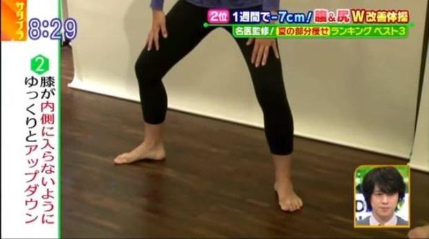 Lại có thêm 2 bài tập từ đài TBS Nhật Bản giúp bạn có thể giảm tới 7cm vòng eo chỉ trong 1 tuần - Ảnh 8.