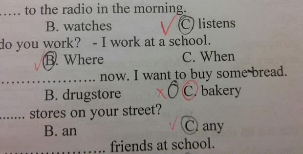 Nỗi nhục lớn nhất khi thi trắc nghiệm: Biết rõ đáp án đúng mà vẫn khoanh trật lất, tất cả đều do lỗi này mà ra - Ảnh 4.