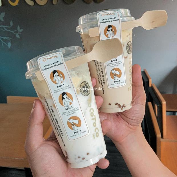 """""""5 điều hấp dẫn không thể chối từ"""" trong bộ đôi kem cà phê của thương hiệu trà sữa ToCoToCo - Ảnh 2."""
