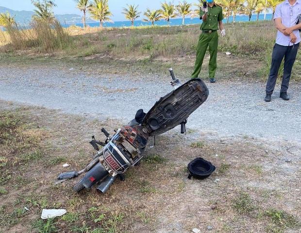 Hoảng hồn phát hiện thi thể người đàn ông cháy đen tại bờ biển Đà Nẵng - Ảnh 2.