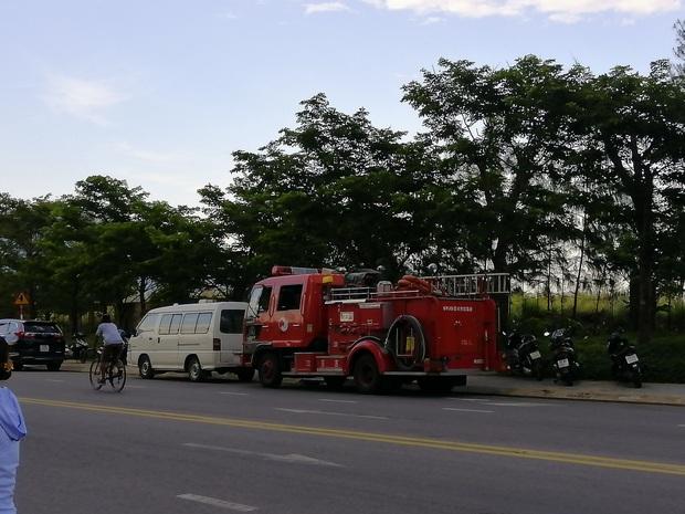 Hoảng hồn phát hiện thi thể người đàn ông cháy đen tại bờ biển Đà Nẵng - Ảnh 5.