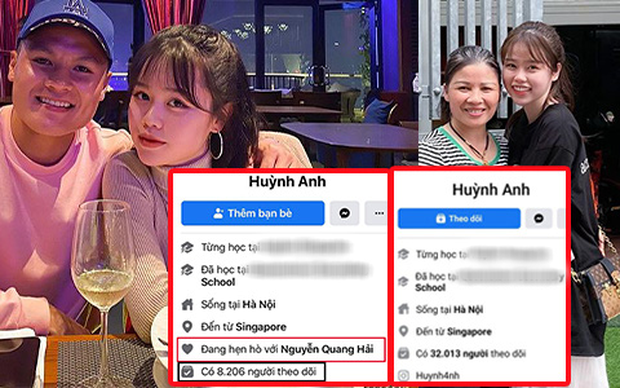 Huỳnh Anh bỏ trạng thái hẹn hò với Quang Hải trong đêm trước khi về ra mắt gia đình - Ảnh 2.
