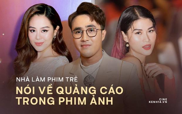 Nói về quảng cáo sản phẩm trong phim: Huỳnh Lập nhấn mạnh phải tinh tế và duyên dáng, Nam Thư thừa nhận từng khiến khán giả khó chịu - Ảnh 1.