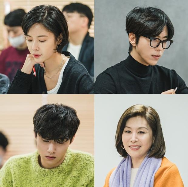 Chưa kịp trả nghiệp ở Mystic Pop-up Bar, dì hai Hwang Jung Eum đã vội bắt trend gái ế Jang Nara trong phim mới - Ảnh 4.