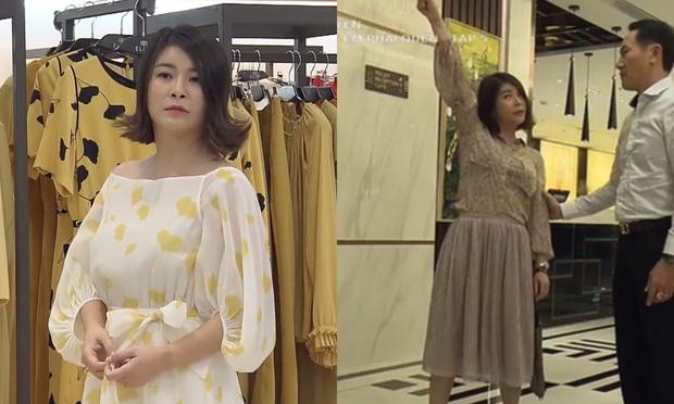Màn lột xác của Hồng Diễm còn chưa là gì so với Kim Oanh: Style bị dìm quá thể đáng khi lên hình, ngoài đời lại trẻ trung hết sảy - Ảnh 2.