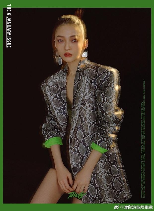Thợ make up của Địch Lệ Nhiệt Ba gây bão Cbiz: Visual chẳng kém minh tinh, phù phép nhan sắc cho cả Dương Mịch - Trịnh Sảng - Ảnh 13.