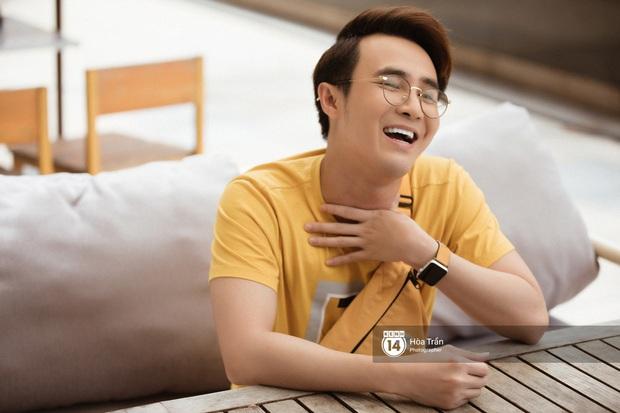 Nói về quảng cáo sản phẩm trong phim: Huỳnh Lập nhấn mạnh phải tinh tế và duyên dáng, Nam Thư thừa nhận từng khiến khán giả khó chịu - Ảnh 5.
