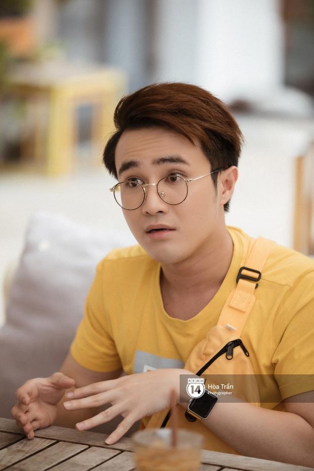 Nói về quảng cáo sản phẩm trong phim: Huỳnh Lập nhấn mạnh phải tinh tế và duyên dáng, Nam Thư thừa nhận từng khiến khán giả khó chịu - Ảnh 6.