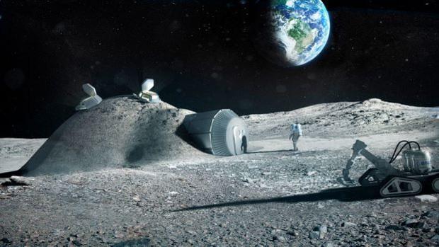Nước tiểu của phi hành gia trở thành thứ quý hiếm trên Mặt Trăng - Ảnh 2.