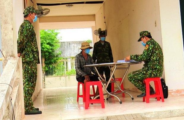 Lại có thêm 3 người trốn cách ly, nhập cảnh về Việt Nam trái phép - Ảnh 1.
