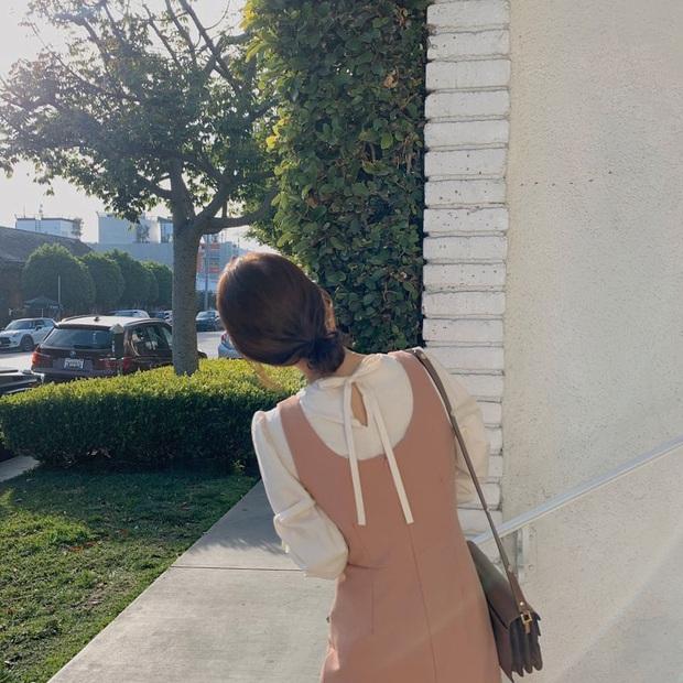 Chán tóc xõa thì còn đến 5 kiểu tóc siêu xinh để bạn diện cùng váy vóc Hè này - Ảnh 4.