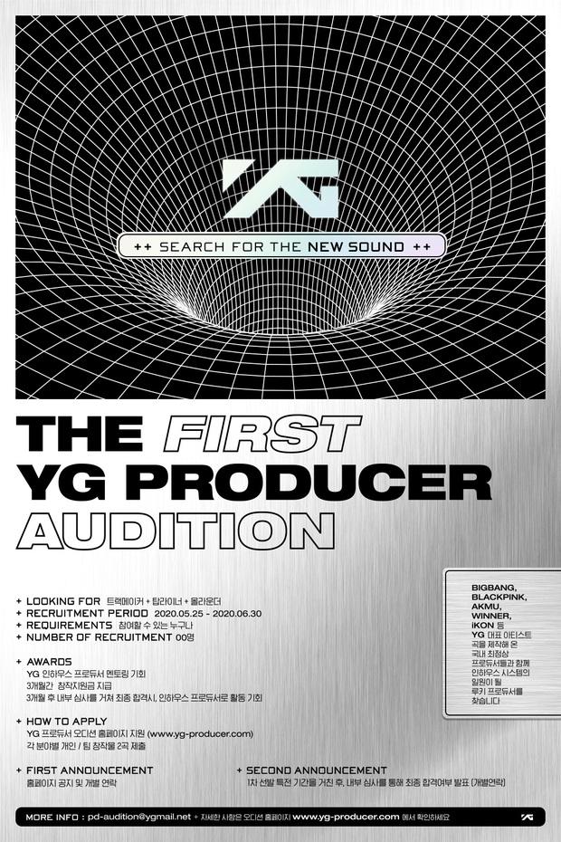 """YG vội đăng tin tuyển producer trong khi """"lờ tịt"""" ngày tái xuất của BLACKPINK, bị chê chỉ dựa vào Teddy nên """"gà"""" ít được comeback nên giờ mới tỉnh ngộ? - Ảnh 1."""