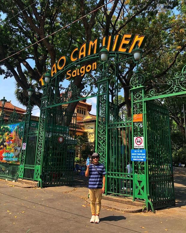 """Thảo Cầm Viên – địa điểm đang dần bị lãng quên bởi giới trẻ Sài Gòn hiện đại: Nếu không """"giải cứu"""" kịp thời, có lẽ nơi này sẽ mãi là ký ức! - Ảnh 1."""