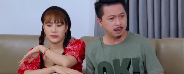 Anh Lũ Hứa Minh Đạt bị vợ bắt đi xét nghiệm ADN vì nghi án ngoại tình - con riêng ở Gia Đình Là Số 1 phần 3 - Ảnh 11.