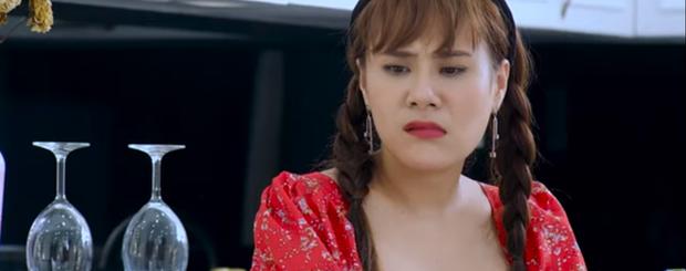 Anh Lũ Hứa Minh Đạt bị vợ bắt đi xét nghiệm ADN vì nghi án ngoại tình - con riêng ở Gia Đình Là Số 1 phần 3 - Ảnh 6.