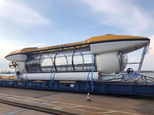Muốn đi tàu ngầm mới của tỷ phú Phạm Nhật Vượng ở Nha Trang, du khách sẽ phải mua vé đắt ngang vé máy bay? - Ảnh 4.