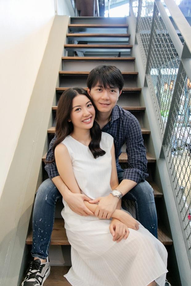 Thúy Vân cùng ông xã đi đăng ký kết hôn, đã hoàn thành những công đoạn chuẩn bị cho đám cưới - Ảnh 5.