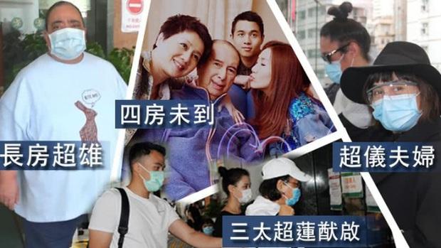 Truyền thông tiết lộ viện phí khủng của ông trùm sòng bạc Macau từ khi bị bệnh nặng lên đến gần 4,6 nghìn tỷ đồng, đội ngũ y tế cao cấp với đãi ngộ lớn - Ảnh 2.