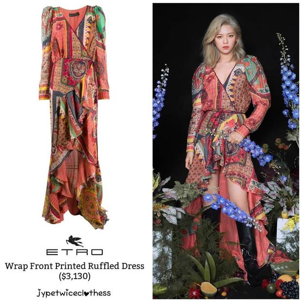 Twice độ này xịn quá: Visual thăng hạng cân hết mọi style, stylist còn được khen tới tấp vì khéo sửa váy áo - Ảnh 4.