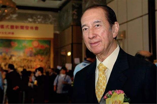 Hậu cung 3 bà vợ, 14 người con và gia sản 1,5 triệu tỷ đồng sau khi trùm sòng bạc Macau 98 tuổi vừa qua đời - Ảnh 3.
