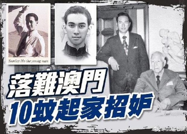 Hé lộ những bức ảnh thời trẻ của vua sòng bạc Macau Hà Hồng Sân: Nhan sắc cực phẩm, tài năng và giàu có đúng chuẩn nam thần ngôn tình đời thực - Ảnh 1.