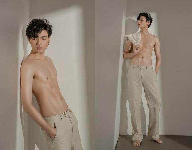 Tiến Anh (Người ấy là ai) khoe body hấp dẫn trong bộ ảnh mới nhất, bảo sao không được Thanh Khoa lựa chọn - Ảnh 7.