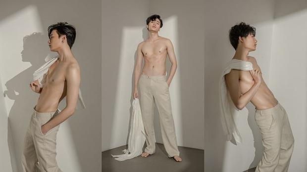 Tiến Anh (Người ấy là ai) khoe body hấp dẫn trong bộ ảnh mới nhất, bảo sao không được Thanh Khoa lựa chọn - Ảnh 9.