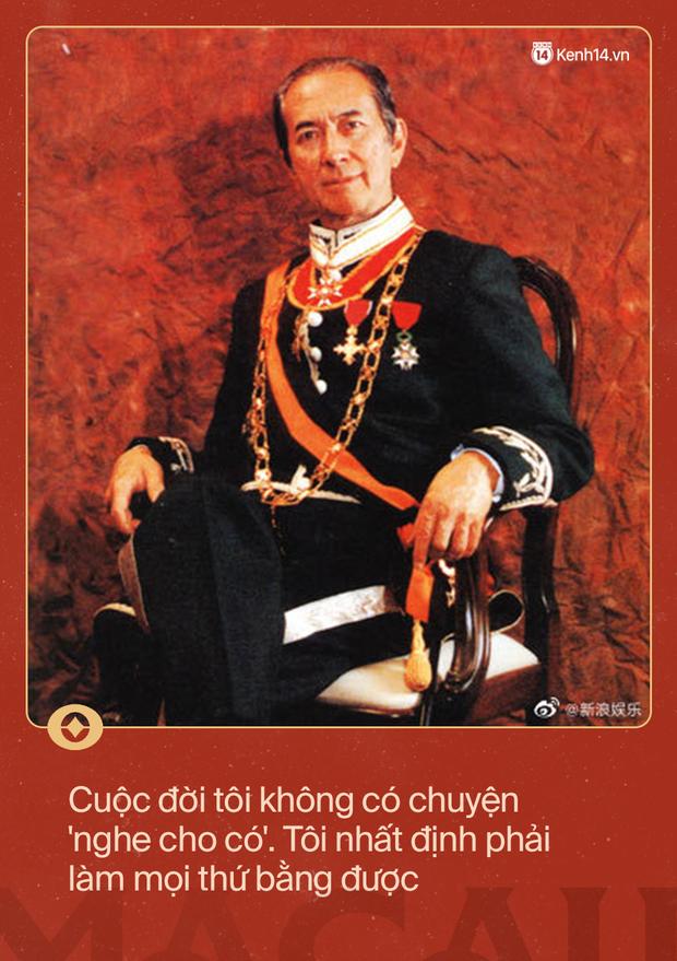4 lời khuyên của trùm sòng bạc Macau có thể thay đổi 1 đời người, câu cuối giúp Hà Hồng Sân giữ trọn đế chế triệu tỷ suốt 98 năm - Ảnh 3.