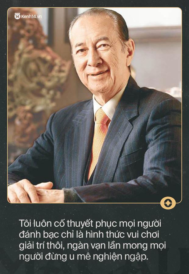 4 lời khuyên của trùm sòng bạc Macau có thể thay đổi 1 đời người, câu cuối giúp Hà Hồng Sân giữ trọn đế chế triệu tỷ suốt 98 năm - Ảnh 5.