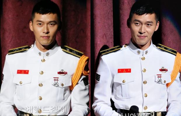 Song Joong Ki gây sốt vì ảnh nhập ngũ như cảnh phim 5 năm trước, hình tại ngũ huyền thoại của Hyun Bin bỗng bị đem ra so sánh - Ảnh 13.