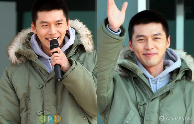 Song Joong Ki gây sốt vì ảnh nhập ngũ như cảnh phim 5 năm trước, hình tại ngũ huyền thoại của Hyun Bin bỗng bị đem ra so sánh - Ảnh 12.