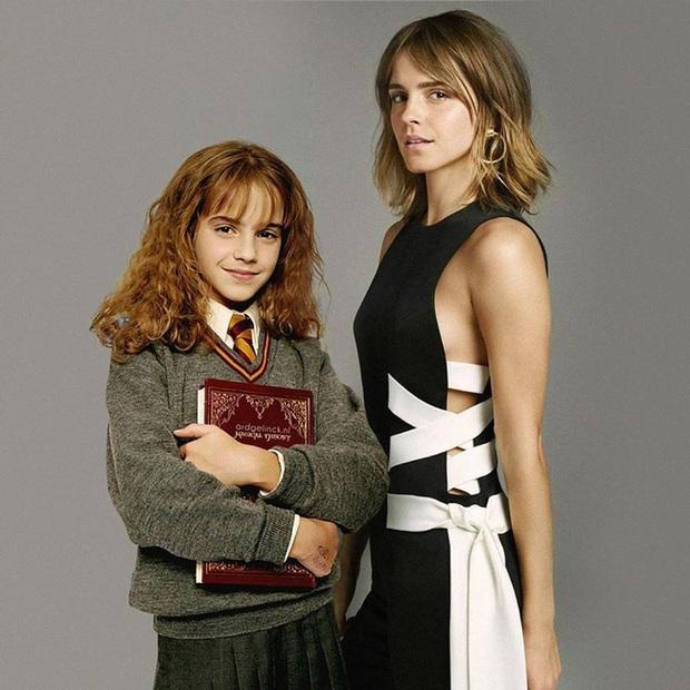Loạt ảnh phơi bày sự thay đổi nhan sắc của dàn sao Hollywood qua thời gian: Harry Potter xuống sắc một trời một vực nhưng chưa sốc bằng Leonardo DiCaprio - Ảnh 2.